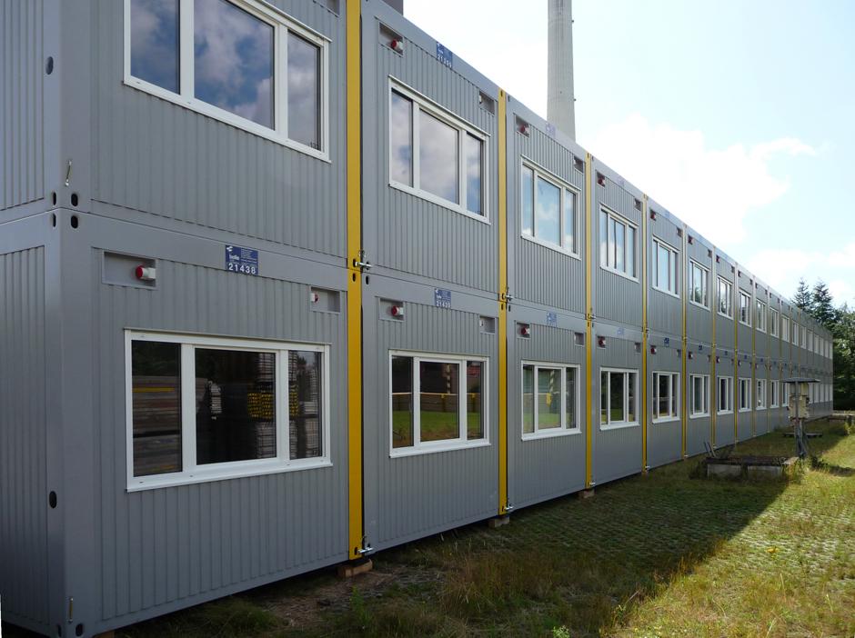 Wohncontainer mieten, kaufen, leasen | Bolle Container